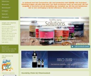 Vitaminedesk.eu cashback