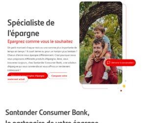 Santander Consumer Bank cashback