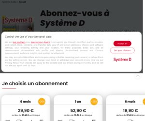 Système D cashback