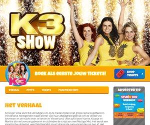 K3 show cashback