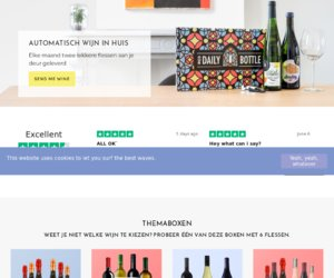 Our Daily Bottle cashback
